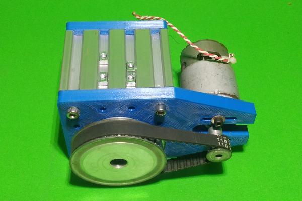 DIY Spindle CNC Homemade Milling Base Machine
