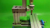 Homemade XY Axis Slide DIY Milling Base Machine CNC Thingiverse