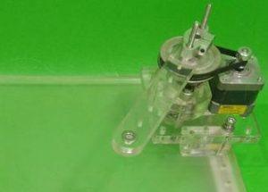 DIY Scara Robot Arm Homemade Bed Base Machine