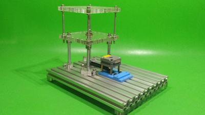 DIY Scara Robot Arm Homemade Z Axis Base Machine
