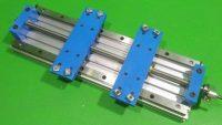 Homemade Milling Machine DIY X Axis Slide Linear Motion 3D Printer